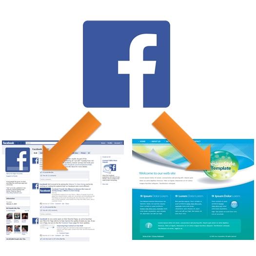 Куда приземлять трафик из Facebook